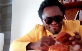 [WATCH] Tyson Ngubeni as  Bob O'Connor describing amagwinya goes viral