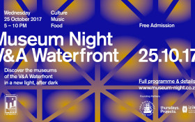 Museum Night at the V&A Waterfront 25th October