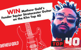 EXCLUSIVE: Mathew Gold's new single could win you his guitar