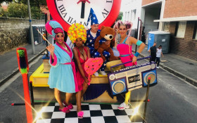 Colourful moments at Cape Town Carnival 2019