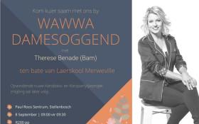 WAWWA Damesoggend met Therese Bam
