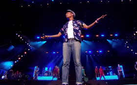 """Check Out Pharrell Wiliam's Latest Track """"Freedom"""""""