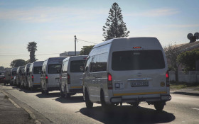 How Western Cape govt and taxi industry Red Dot Service will work