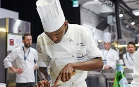 Meet Vusumuzi Ndlovu, the young SA chef named among the best in the world