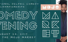 Comedy at the Mojo Market