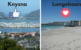 Knysna vs Langebaan: Which town is our favourite?