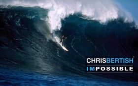 Chris Bertish Gears Up to Do the Impossible