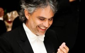 Classical fans brace yourselves, Andrea Bocelli is coming to SA