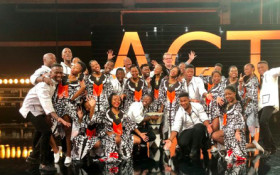 [WATCH] Mzansi's Ndlovu Youth Choir headed for AGT's live shows!