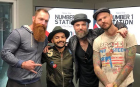 The Parlotones celebrate 20years on the Coca-Cola Top 40 SA with Carl Wastie