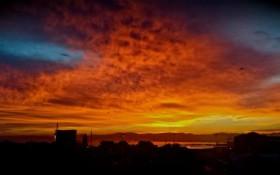 Sunrise in the Cape