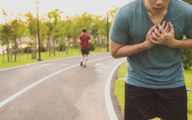 Why young people – even athletes in peak health – get heart attacks