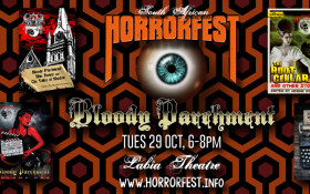Bloody Parchment - SA HorrorFest Literature Night
