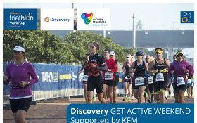 DISCOVERY GET ACTIVE WEEKEND