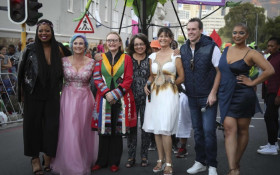 Kfm Mornings gearing up for Cape Town Carnival 2019