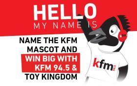 Kfm 94.5 - Name the Kfm Mascot