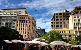 R1.4m to plot resurge plan for Greenmarket Square and St George's Mall