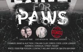 Party for Paws: Husky Rescue SA Fundraiser