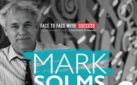 Face to Face with Success: Mark Solms, Pyscholanalyst and Land Reform Driver