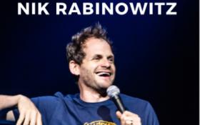 Nic Rabinowitz comedy