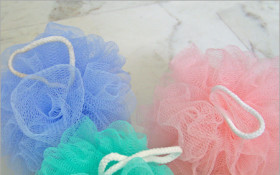 What do you wash with...are you a waslap or loofah person?