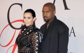 Kim Kardashian West and Kanye West's godsend daughter