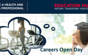 The Sports Science Institute of South Africa  Education Hub Career Open day