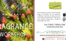 Fragrance Workshop
