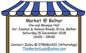 Market @ Belhar