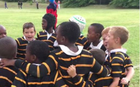 [WATCH] Queens Primary Under 9 rugby team's singing gets social media talking