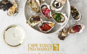 Cape Town Fish Market Wine & Oyster Festival