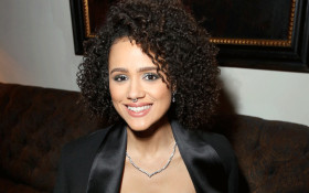 [WATCH] 'Game of Thrones' star Nathalie Emmanuel in studio with KFM