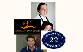 Bushmanspad Estate Wine and Dine