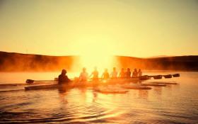 University Rowing National Sprints Regatta