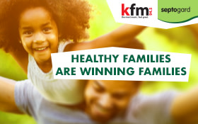 Share your family's immune-strengthening tactics and WIN R5 000 with Septogard