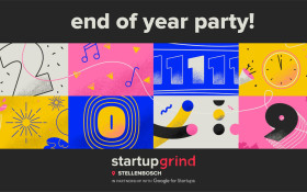 Startup Grind Stellenbosch Launch Party