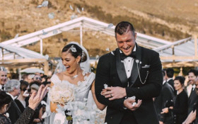 Miss Universe 2017 Demi-Leigh Nel-Peters marries retired NFL star Tim Tebow