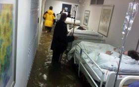 Cape Town Flooding (Nov 2013)