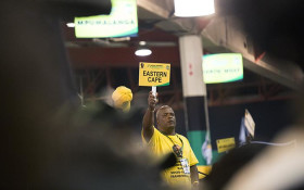 Delegates continue voting for ANC top six