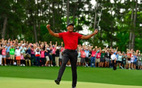 [WATCH] Tiger Woods wins the 2019 Masters