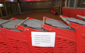 Shoprite Bothasig store was temporarily closed after staffer contracted Covid-19