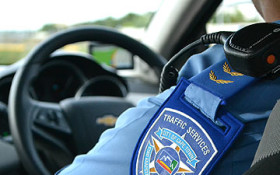 CT traffic cops warn hundreds of motorist driving without license plates