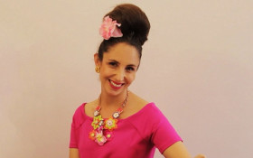Baby joy for Suzelle DIY and Tali's Baby Diary star Julia Anastasopoulos