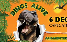 DinosAlive Augmented Reality comes to SA!