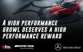 KFM Mercedes AMG Growl