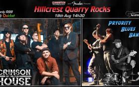 Crimson House & Pryority Blues Band