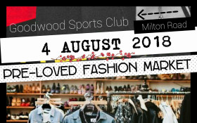 Goodwood Pre-Loved Fashion Market