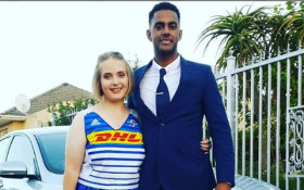 [LISTEN] Do you 'Say Yes' to this Stormers Matric dance dress?
