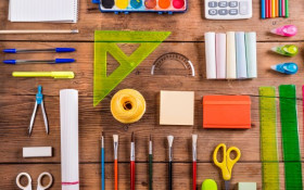 The dreaded school stationery list makes its yearly return