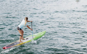 Hout Bay SUP surf star Khara Doyle to represent SA at world champs